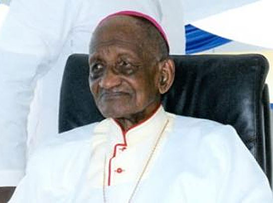 Bishop Bowers and Brother Adjei laid to rest
