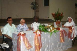Veteran Missionary FR. Martin Wels, Leaves Ghana