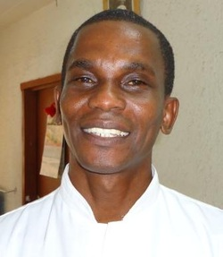 Fr. George Angmor, SVD is Provincial elect of SVD Ghana Province.