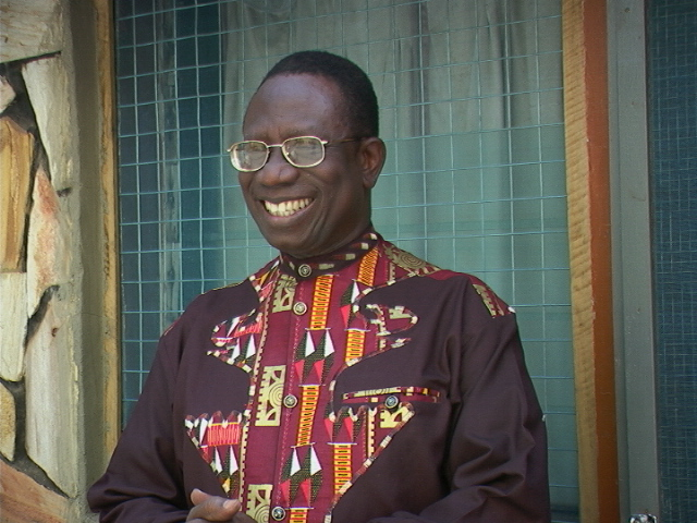 African Values In Confrontation With The Globalized Society-Brother Pius Kwaku Agyemang, SVD